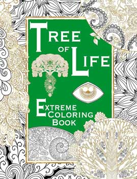 Tree of Lifes coloring book