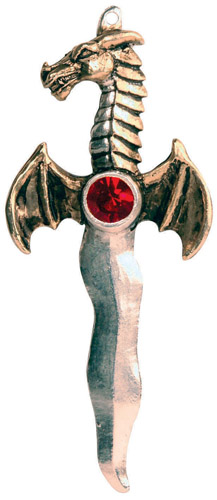 Dragon Athame, Manifestation of Thought